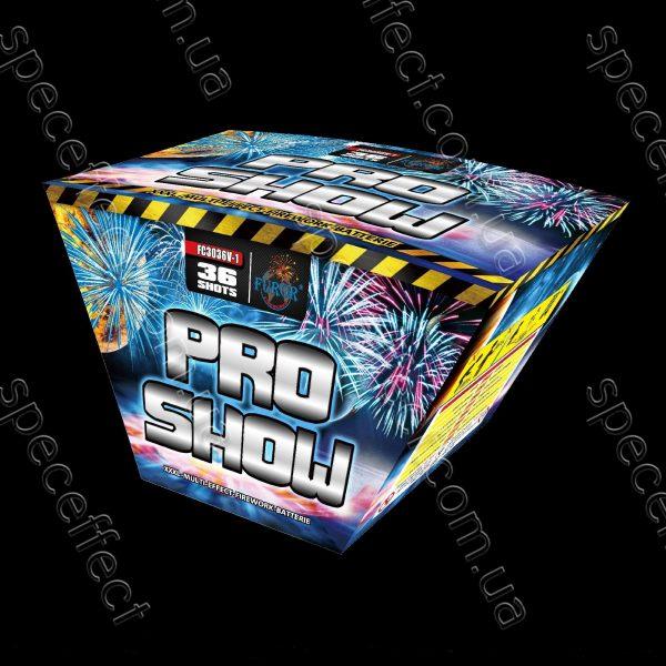 FC3036V-1, Pro Show
